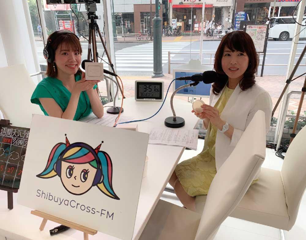 渋谷クロスFM 優しSAVON02